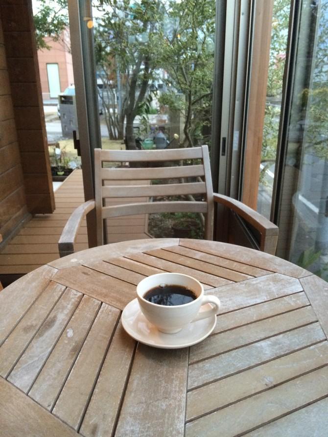 モーニングコーヒ