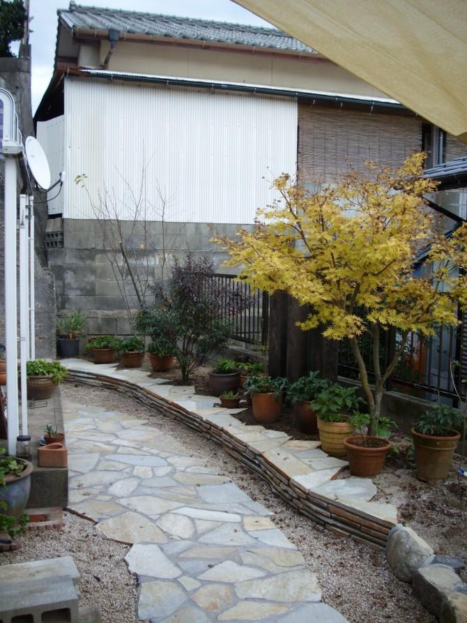 M様の庭づくり