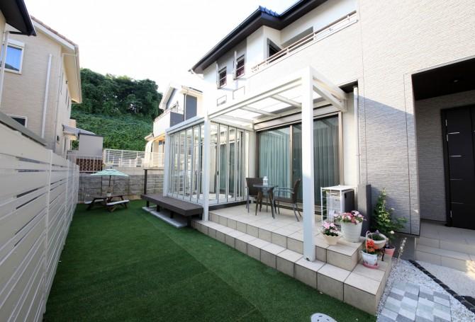 ガーデンルームジーマ+ジーマテラス