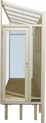 側面パネル:ドア・ガラス