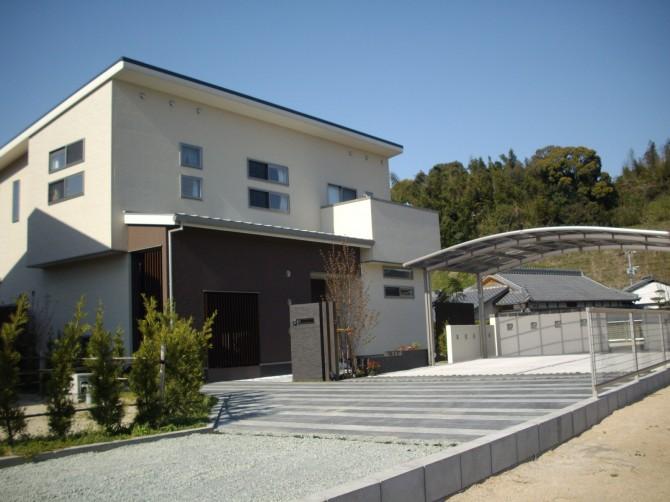 新築外構 福津市