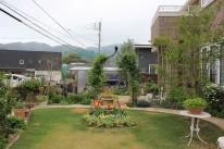 回遊式ガーデン