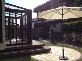 ガーデンルーム フィリア 宗像市