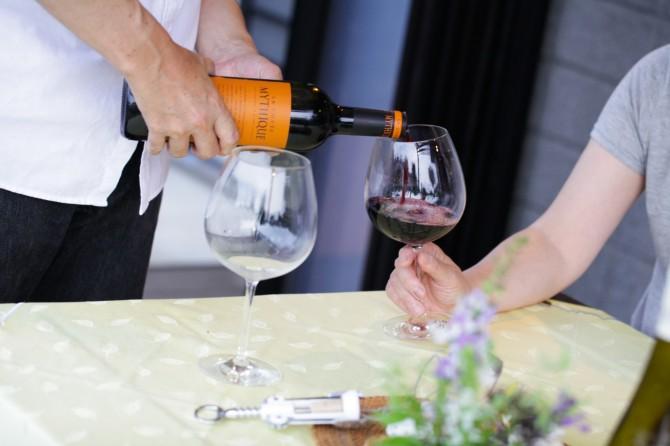 ワインの香り