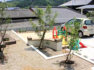 子供が安心して遊べる多目的スペース
