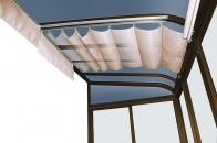 サンフィール 天井カーテン